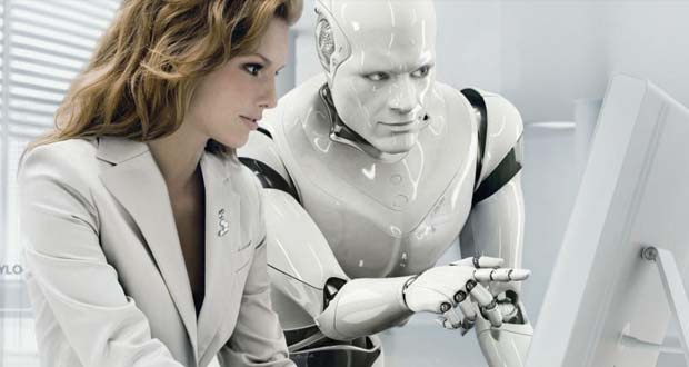 robotización comercial